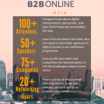 First B2B Online Asia to bring together over 100 senior marketing pros in Singapore